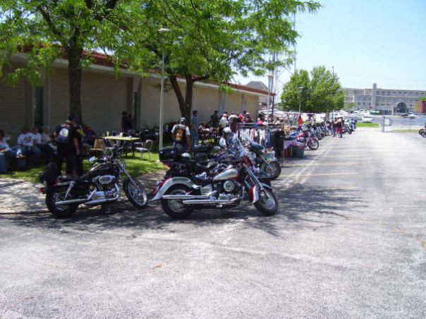 Vet Center Charity Ride