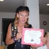 Dee Milage Certificate