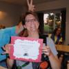 Jills Mileage Certificate
